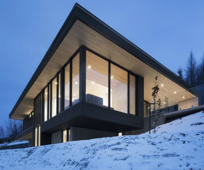 Incredible Villa Located at Lac-Beauport