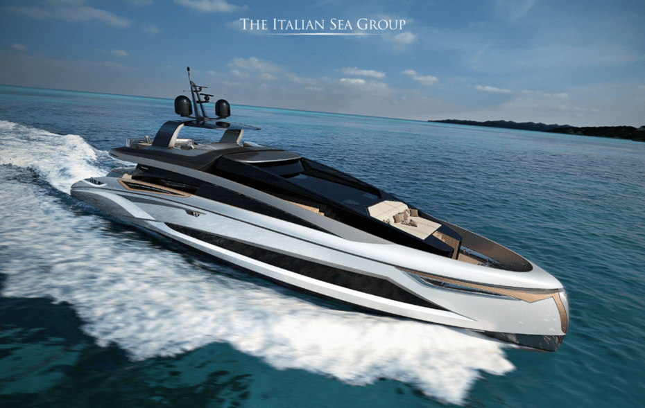 Tecnomar Luxury Yachts Can Now Be Purchased with Crypto-Currencies