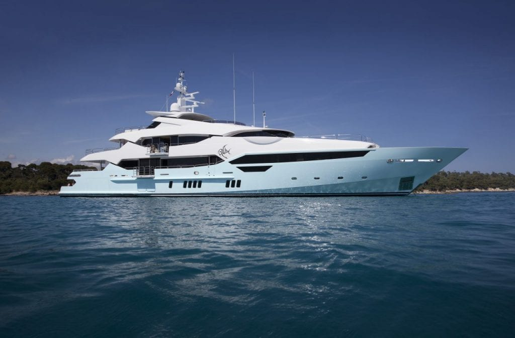 Sunseeker Luxury Yachts Can Now Be Purchased with Crypto-Currencies