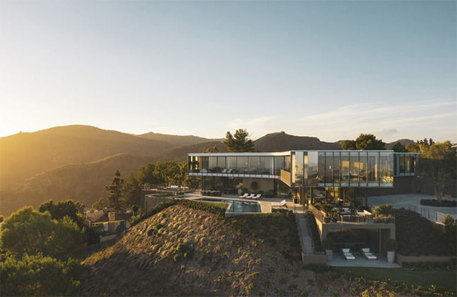 Zoltan Pali Showcases $56 Million Los Angeles Home
